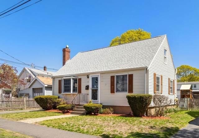 2 Johnson Avenue, Peabody, MA 01960 (MLS #72822688) :: Cape Cod and Islands Beach Properties
