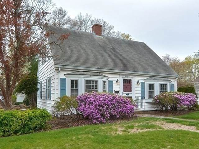 21 Tanager Road, Attleboro, MA 02703 (MLS #72822754) :: Cape Cod and Islands Beach Properties