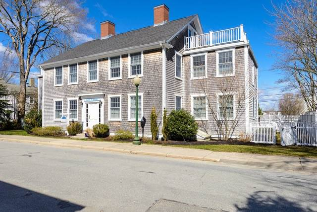 25 Main Street #2, Marion, MA 02738 (MLS #72822785) :: Welchman Real Estate Group