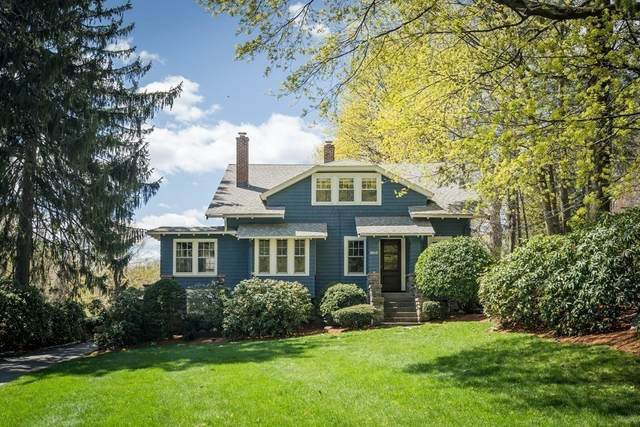 507 Waltham St, Lexington, MA 02421 (MLS #72822807) :: Welchman Real Estate Group