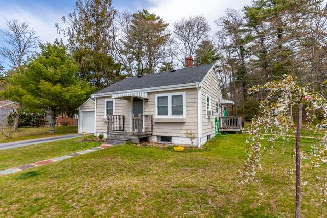 44 Blackmore Pond Rd, Wareham, MA 02576 (MLS #72822829) :: DNA Realty Group