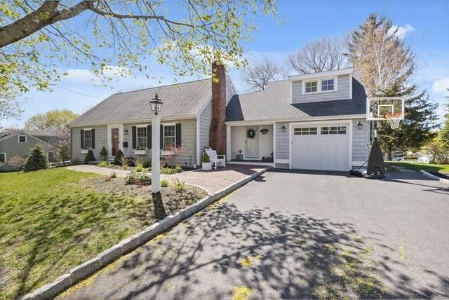 27 Fairview Street, Hingham, MA 02043 (MLS #72822883) :: Cape Cod and Islands Beach Properties