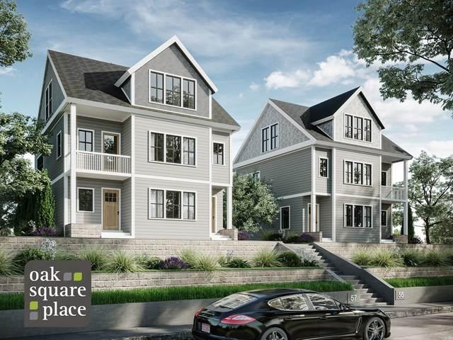 55 Bigelow Street #2, Boston, MA 02135 (MLS #72822893) :: Charlesgate Realty Group