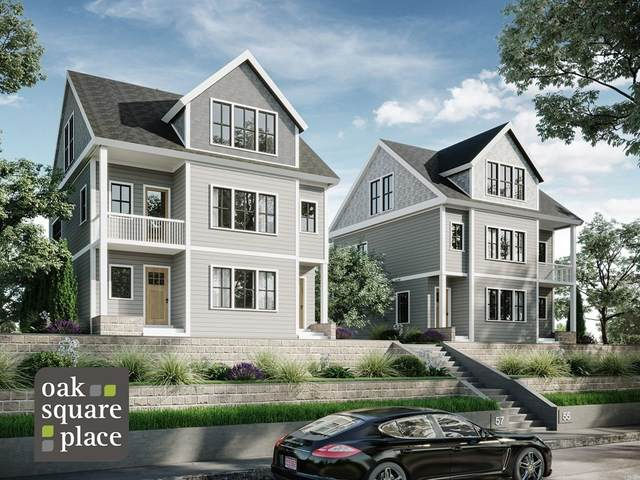 57 Bigelow Street #1, Boston, MA 02135 (MLS #72822899) :: The Duffy Home Selling Team