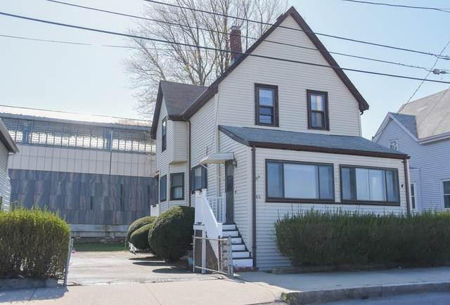 86 Washburn Ave, Revere, MA 02151 (MLS #72822916) :: Dot Collection at Access