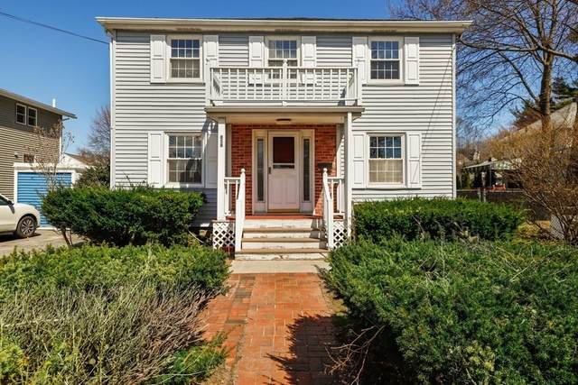 858 Boston Rd, Billerica, MA 01821 (MLS #72822920) :: Spectrum Real Estate Consultants