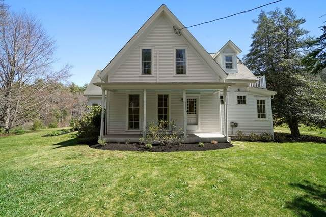 12 Indian Pond Rd, Kingston, MA 02364 (MLS #72822945) :: Welchman Real Estate Group