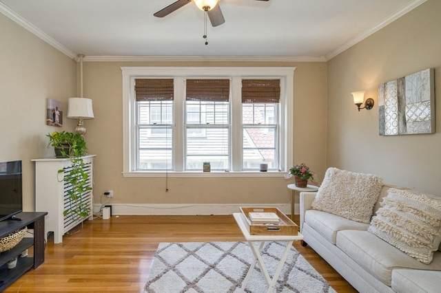 15 Colliston Rd #9, Boston, MA 02135 (MLS #72822973) :: Charlesgate Realty Group