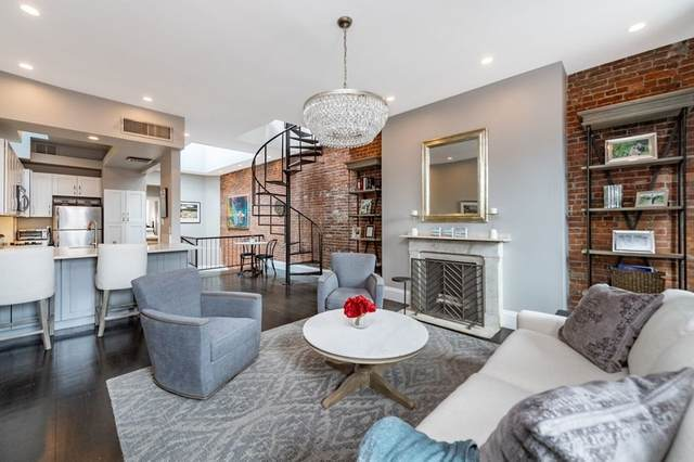265 Beacon Street #5, Boston, MA 02116 (MLS #72823008) :: Charlesgate Realty Group