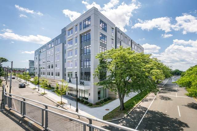 180 Telford Street #211, Boston, MA 02135 (MLS #72823145) :: The Seyboth Team