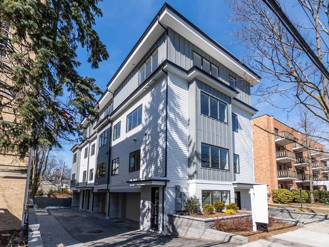 20 Fuller St #2, Brookline, MA 02446 (MLS #72823152) :: Conway Cityside