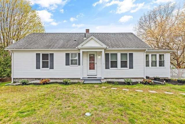 2 Coolidge Street, Westford, MA 01886 (MLS #72823178) :: Alex Parmenidez Group