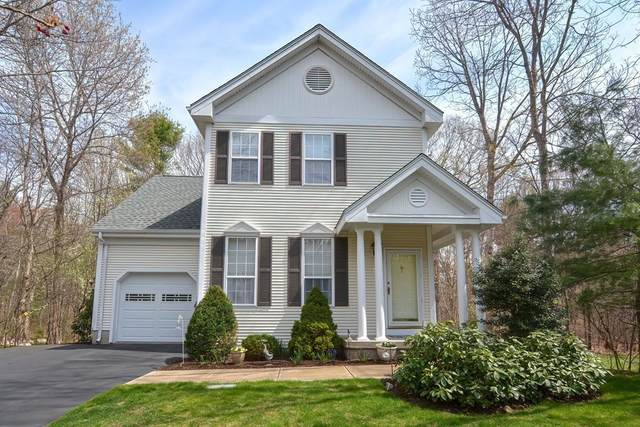 13 Howe Lane, Foxboro, MA 02035 (MLS #72823253) :: Welchman Real Estate Group