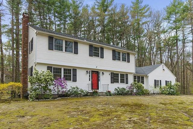 486 Hayward Mill Road, Concord, MA 01742 (MLS #72823265) :: Cape Cod and Islands Beach Properties