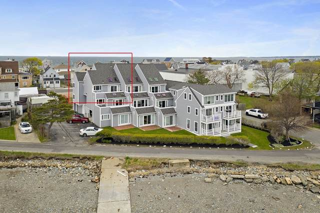 180 Cadish Ave #13, Hull, MA 02045 (MLS #72823320) :: Welchman Real Estate Group