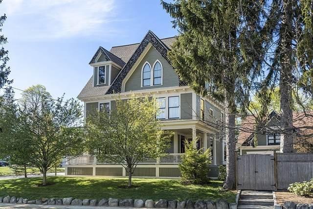 811 Westford Street, Lowell, MA 01851 (MLS #72823371) :: Welchman Real Estate Group