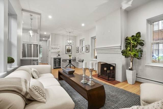 43 Anderson St #1, Boston, MA 02114 (MLS #72823388) :: The Duffy Home Selling Team