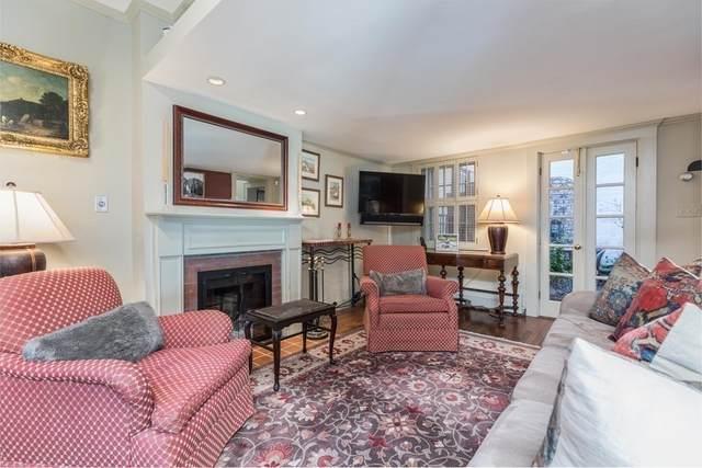 21 Walnut Street M, Boston, MA 02108 (MLS #72823443) :: Cape Cod and Islands Beach Properties
