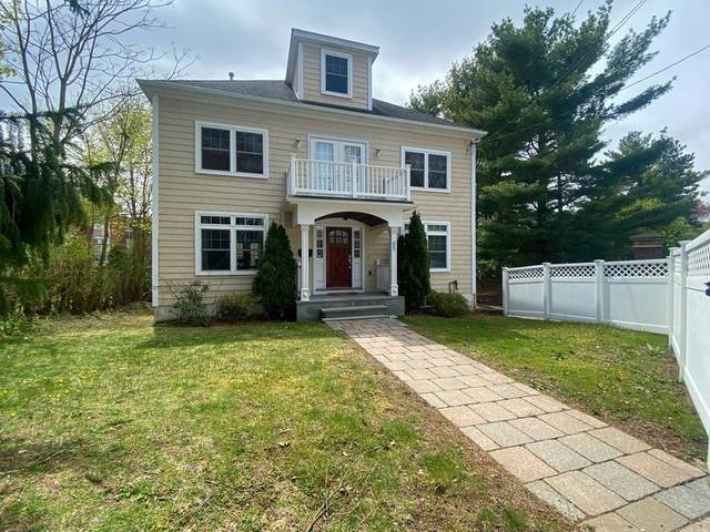 85 Florence St, Newton, MA 02467 (MLS #72823552) :: The Gillach Group