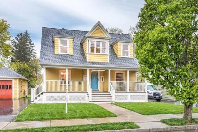 336 Grove Street, Melrose, MA 02176 (MLS #72823603) :: Welchman Real Estate Group