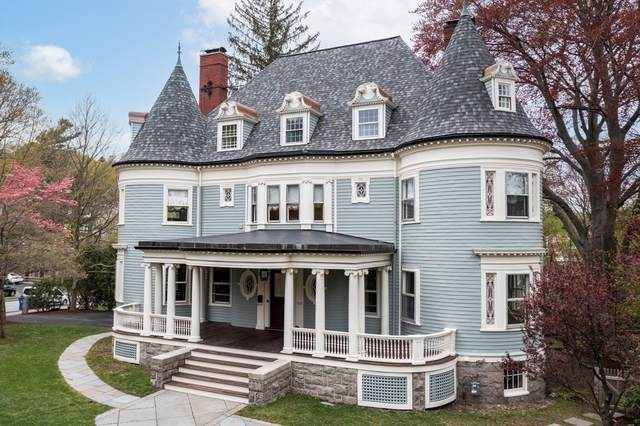 11 Hull St, Newton, MA 02460 (MLS #72823709) :: DNA Realty Group