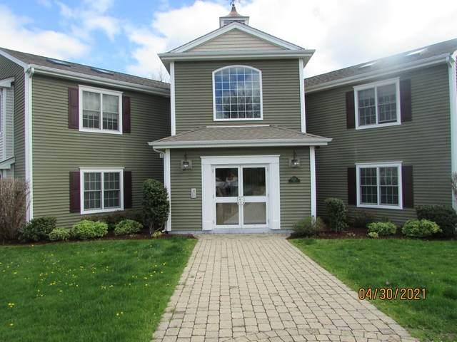215 Longmeadow Rd #103, Taunton, MA 02780 (MLS #72823728) :: Team Roso-RE/MAX Vantage