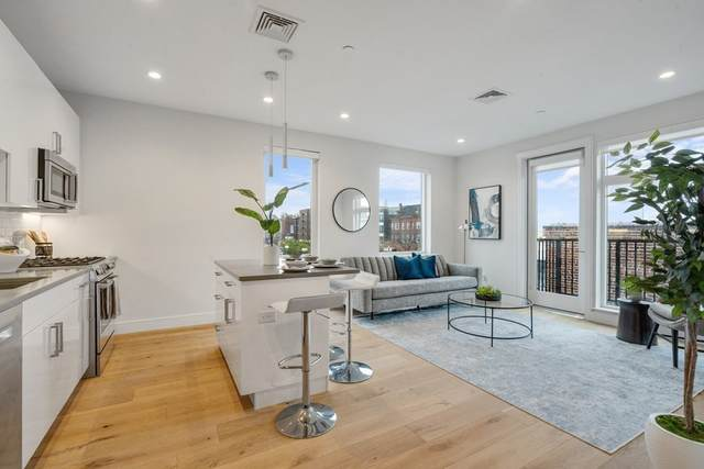 420 West Broadway #306, Boston, MA 02127 (MLS #72823732) :: Charlesgate Realty Group