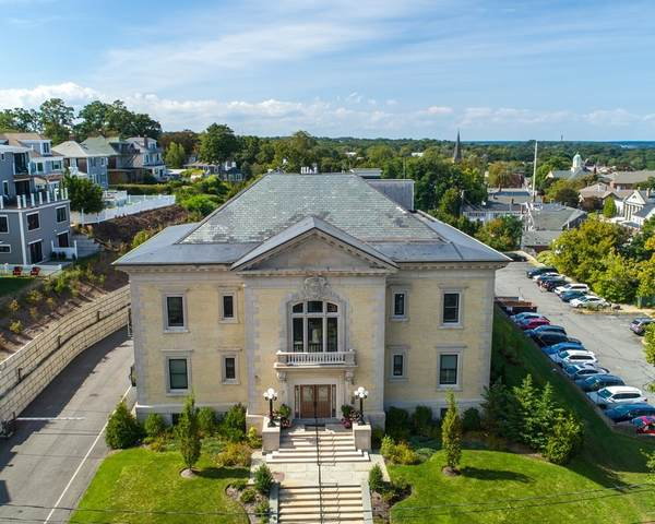 7 Russell Street #306, Plymouth, MA 02360 (MLS #72823818) :: Trust Realty One
