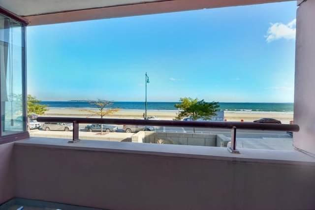 350 Revere Beach Blvd 2-2B, Revere, MA 02151 (MLS #72823852) :: Westcott Properties