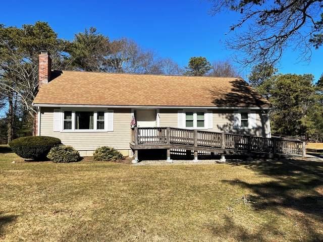 1 Grabau Dr #1, Plymouth, MA 02360 (MLS #72824093) :: Chart House Realtors
