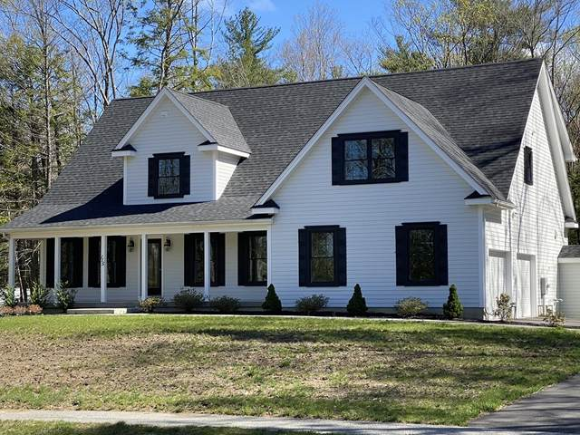 115 Concord Way, Amherst, MA 01002 (MLS #72824259) :: Cape Cod and Islands Beach Properties