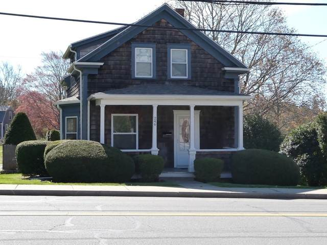 246 Russells Mills Rd, Dartmouth, MA 02748 (MLS #72824315) :: Home And Key Real Estate
