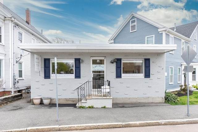 90 Elm St, Danvers, MA 01923 (MLS #72824339) :: Cape Cod and Islands Beach Properties