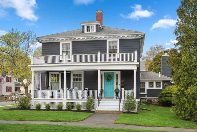 23 Corning St, Beverly, MA 01915 (MLS #72824394) :: Cape Cod and Islands Beach Properties
