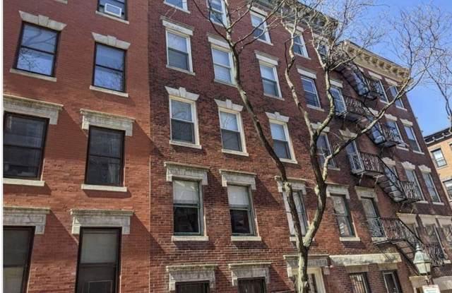 35-37 Garden Street #8, Boston, MA 02114 (MLS #72824476) :: The Duffy Home Selling Team