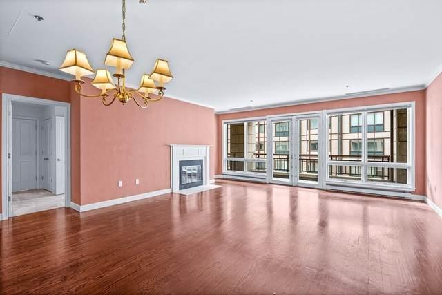 50 Battery St #302, Boston, MA 02109 (MLS #72824635) :: Westcott Properties