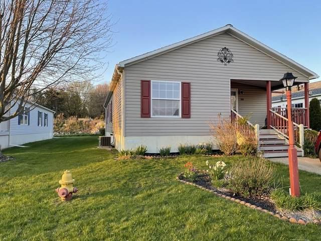 100 Songbird Lane, Tiverton, RI 02878 (MLS #72824653) :: Spectrum Real Estate Consultants