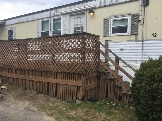 278 Newbury Street #12, Peabody, MA 01960 (MLS #72824757) :: Welchman Real Estate Group