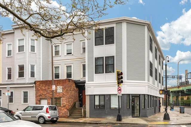 135 Chelsea Street, Boston, MA 02128 (MLS #72824793) :: EXIT Realty