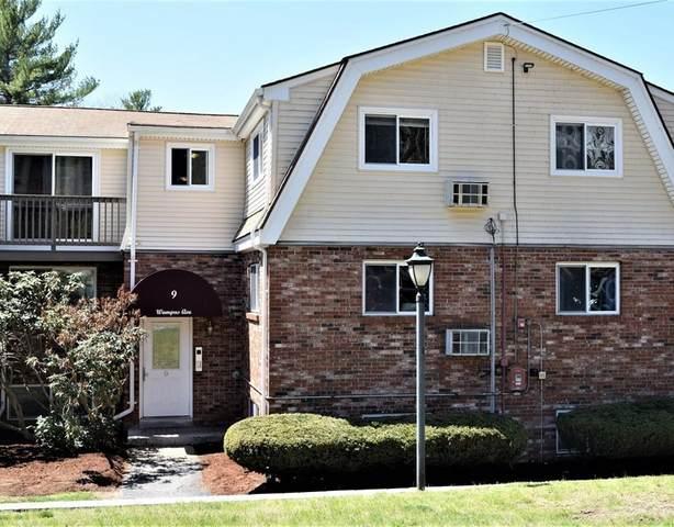 9 Wampus Ave #4, Acton, MA 01720 (MLS #72824828) :: Spectrum Real Estate Consultants