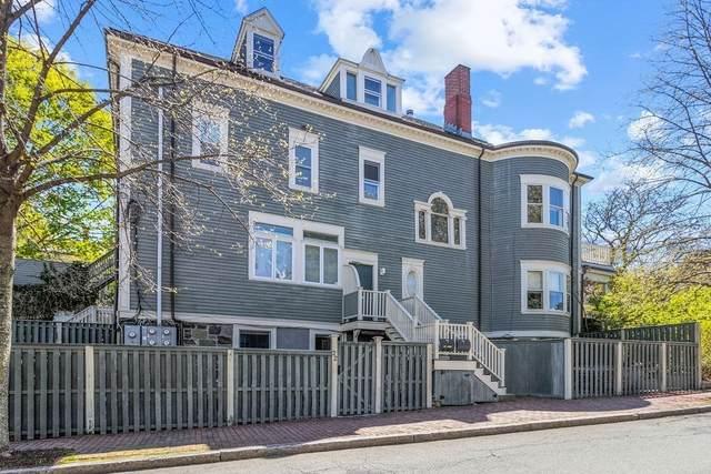 22 Dana Street #22, Cambridge, MA 02138 (MLS #72824850) :: Cape Cod and Islands Beach Properties
