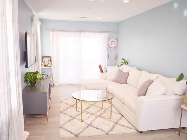 16 Boardman St #207, Boston, MA 02128 (MLS #72824853) :: Westcott Properties