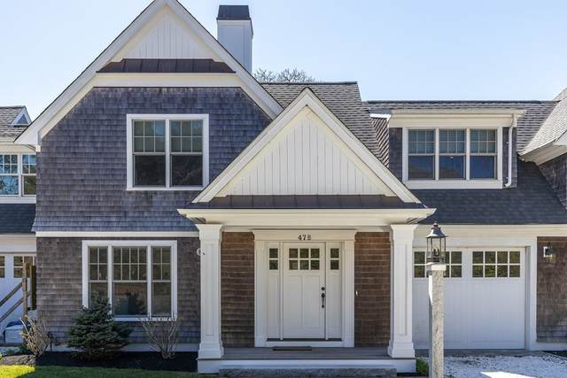 47 Misty Meadow Ln #2, Chatham, MA 02650 (MLS #72824898) :: Chart House Realtors