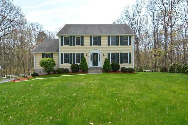 20 Peters Ln, Franklin, MA 02038 (MLS #72824926) :: Welchman Real Estate Group