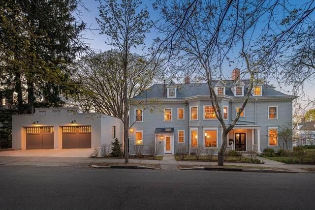 172 Buckminster, Brookline, MA 02445 (MLS #72824953) :: Boston Area Home Click