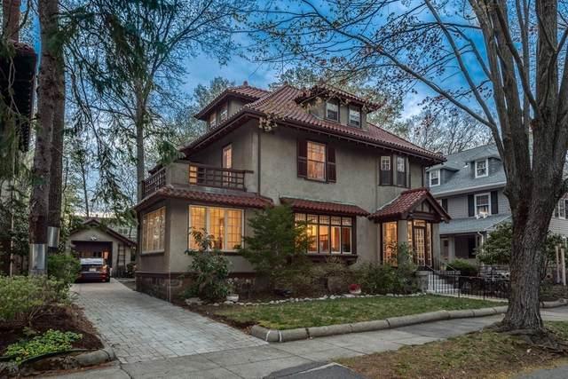 67 Crowninshield, Brookline, MA 02445 (MLS #72824957) :: Spectrum Real Estate Consultants