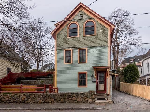 4 Wonson Street, Gloucester, MA 01930 (MLS #72824996) :: Welchman Real Estate Group