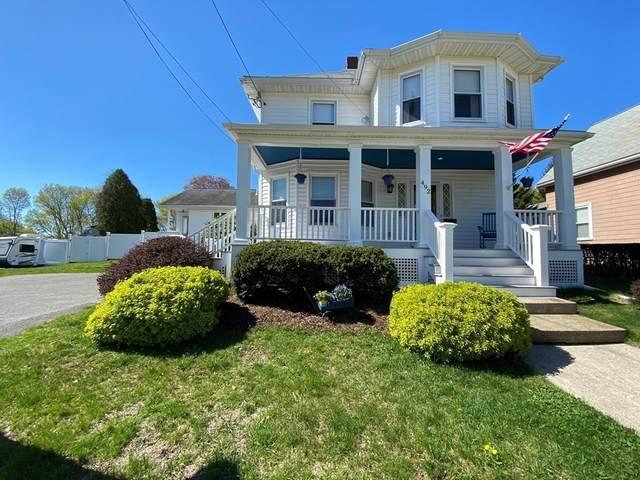 492 Elliott Street, Beverly, MA 01915 (MLS #72825010) :: Cape Cod and Islands Beach Properties