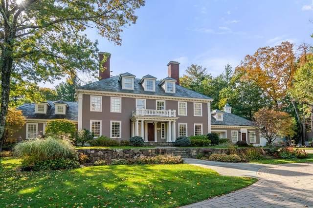 41 Plympton Road, Sudbury, MA 01776 (MLS #72825029) :: Home And Key Real Estate