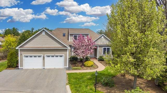105 Candlewood Ln #105, Clinton, MA 01510 (MLS #72825115) :: Re/Max Patriot Realty